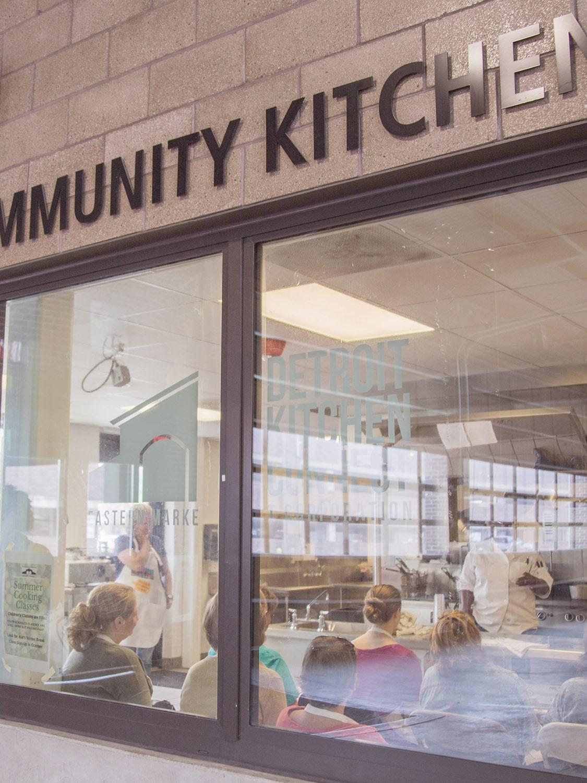 Detroit Kitchen Connect