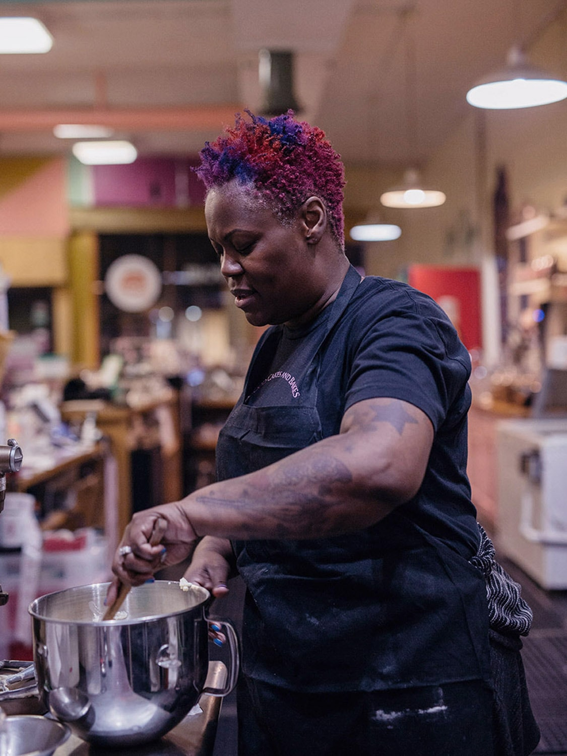 April Anderson, Owner, Good Cakes and Bakes