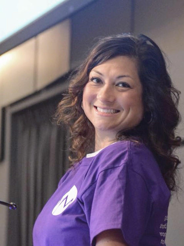 Mia Harnos, Chief Development & Communications Officer, Wayne Metro